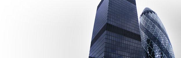 Gherkin building - London
